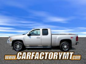 2008 Chevrolet Silverado 1500 Billings MT 3552 - Photo #1