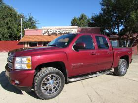 2013 Chevrolet Silverado 1500 Billings MT 4166 - Photo #1