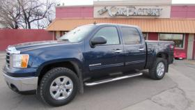 2010 GMC Sierra 1500 Billings MT 3945 - Photo #1