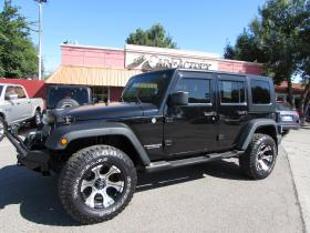 2008 Jeep Wrangler Billings MT 4128 - Photo #1