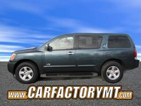 2006 Nissan Armada Billings MT 3493 - Photo #1