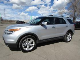 2014 Ford Explorer Billings MT 4013 - Photo #1