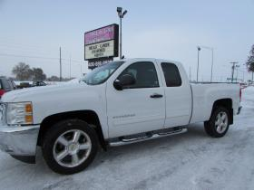 2013 Chevrolet Silverado 1500 Billings MT 4569 - Photo #1