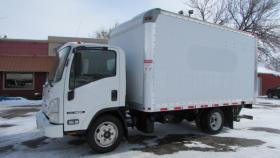 2011 Isuzu P Forward Control Chassis Billings MT 3964 - Photo #1